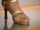 Высокие каблуки деформируют стопу