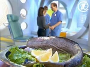 Рыба на нашем столе. Треска