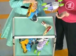 Роликовые коньки для детей. Как их правильно выбрать