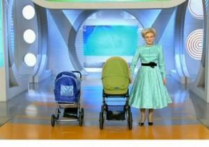 Первое средство передвижения. Как выбрать детскую коляску