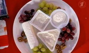 Полезный козий сыр
